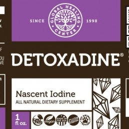 Global Healing Center Detoxadine